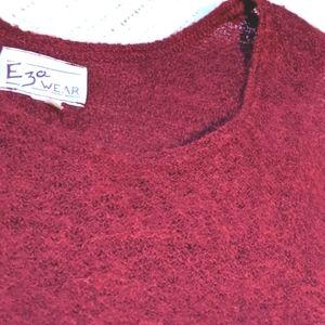 Canadian Eza Wear (Anthro Style) Wool Vest Tank, Sz 0